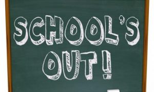 School Closed for Half Term Friday 3rd-Sunday 19th